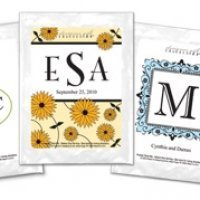 Monogram Cosmo or Margarita Mixes (30 Designs)
