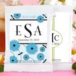 Monogrammed Tea Bag Party Favors (30 Designs)