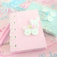 Thanks for Strolling By Personalized Notebook Favors