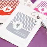 MOD Pattern Hot Chocolate Favors