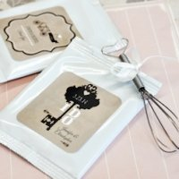 Vintage Wedding Personalized Hot Cocoa