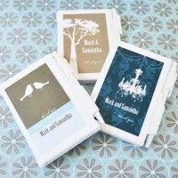 Notebook Personalized Wedding Favors - Elite Designs
