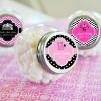 Sweet 16 Themed Favors