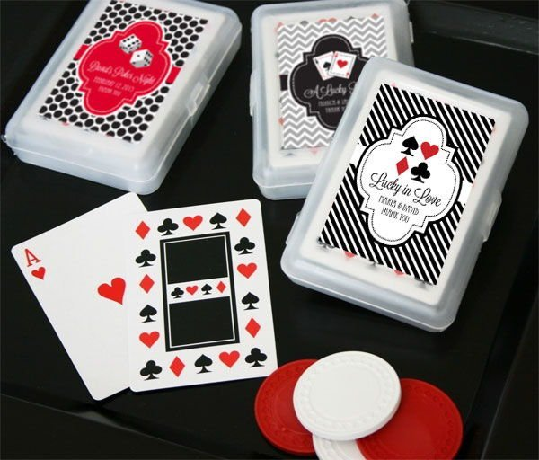 Casino theme wedding favors argosy casino lawrenceville
