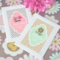 Seeds of Love Personalized Flower Seed Wedding Favors