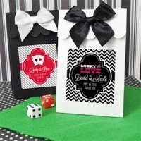Las Vegas Candy Shoppe Favor Boxes (Set of 12)