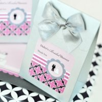 Personalized Candy Boxes - Wedding Shower (Set of 12)