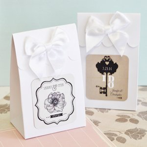 Vintage Candy Boxes for Weddings (Set of 12) image