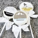 Elite Wedding Lollipop Favors