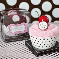 Towel Dessert Favors