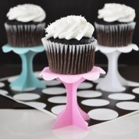 Creative Cupcake Pedestals (Set of 12)