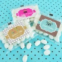 Happy Birthday Personalized Jelly Bean Favor Packs