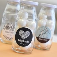 Personalized Wedding Favor Bottles - Elite Designs