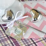 Heart Tea Infusers Favors