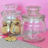 DIY Mini Cookie Jars