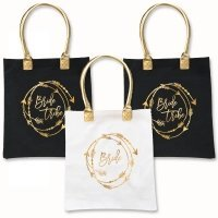 Bride Tribe Tote Bags