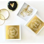 Bridal Party Jewelry Gift Boxes (Set of 6)