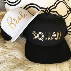 Bridal Party Trucker Hat image