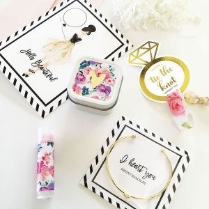 Bridesmaid Wedding Gift Box Fillers image