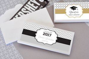 Personalized Graduation Candy Wrapper Covers image
