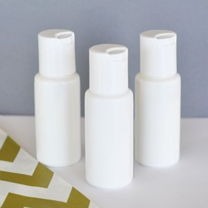 DIY Blank Sunscreen Favors image