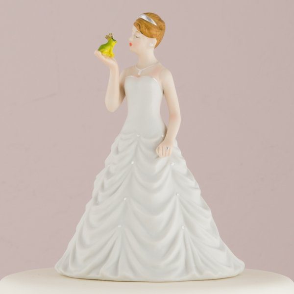 princess and the frog wedding cake topper princess frog prince cake topper 18762