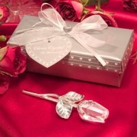 Rose Wedding Favors