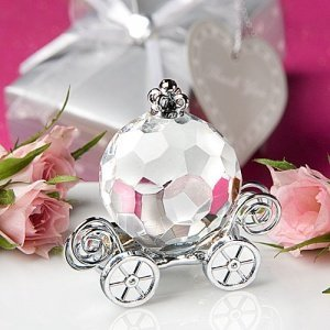 Choice Crystal Cinderella Carriage Favors image