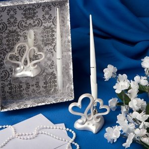 Joined Hearts Pen Set image