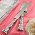 Eiffel Tower Wedding Cake Set