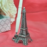 Eiffel Tower Wedding Pen Set