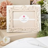 Vintage Flair Design Photo Cover Guest Book