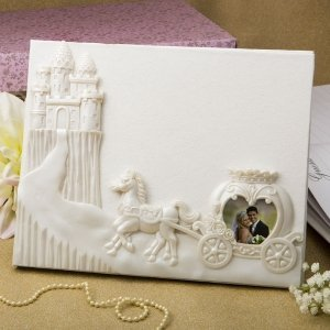 Fairytale Design Guest Book image