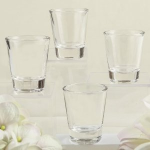 Perfectly Plain Collection Shot Glass Favors image