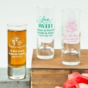 Expressions Collection 2oz Shooter Glasses image