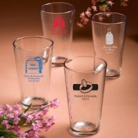 Sweet Celebrations Personalized Drink Glasses