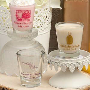 Design Your Own Shot Glass Favors image