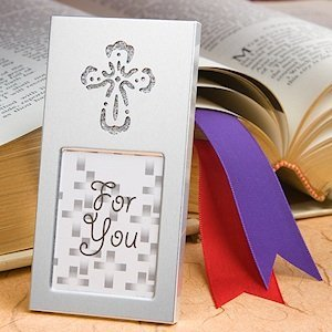 Shining Cross Photo Frame Party Favors image