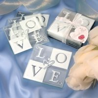 LOVE Themed Favors