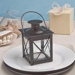 Love Lights the Way Lanterns (Black)