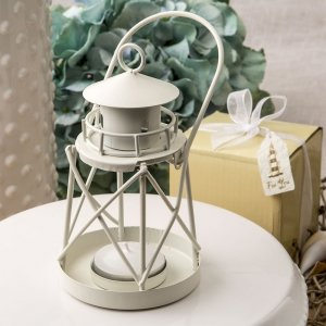 Lighthouse Luminous Metal Lantern image