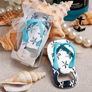Starfish Flip Flop Bottle Openers image