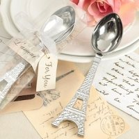 Eiffel Tower Ice Cream Scoop Party Favor