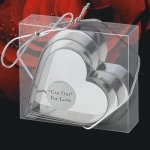 Cut Out For Love - Mini Heart Cookie Cutters