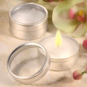 Scented Travel Candles image