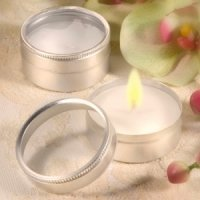 Scented Travel Candles