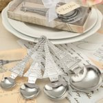 Eiffel Tower Measuring Spoons Party Favor