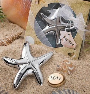 Starfish Favor Bottle Openers image