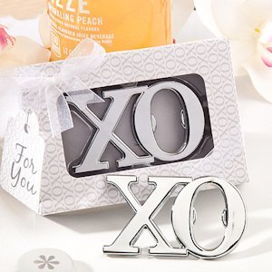 XO Design Bottle Opener Favors image