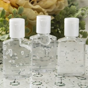 Perfectly Plain Collection Hand Sanitizer Favors image